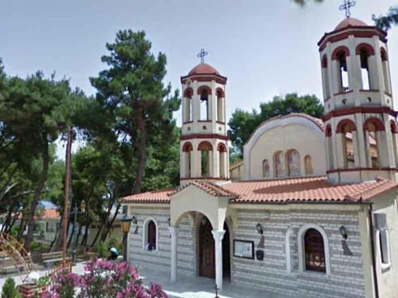 Ανω Περαία: Ιερός Ναός Μεταμόρφωσης του Σωτήρος