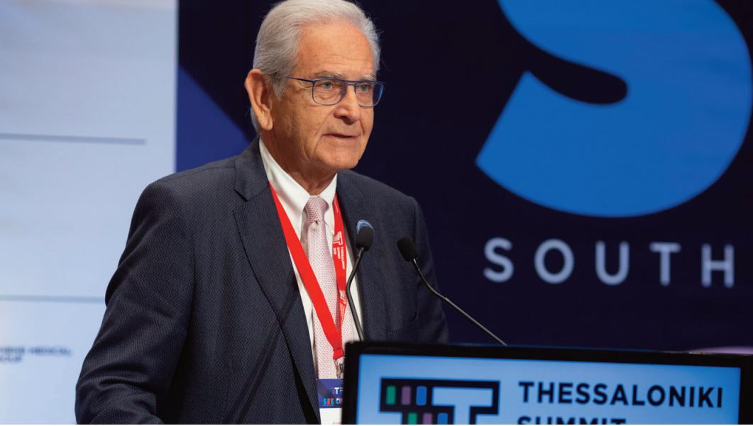 """Ευθυμιάδης για THESS INTEC: """"Τελειώνουμε με τις βασικές υποδομές μέσα στο έτος"""""""