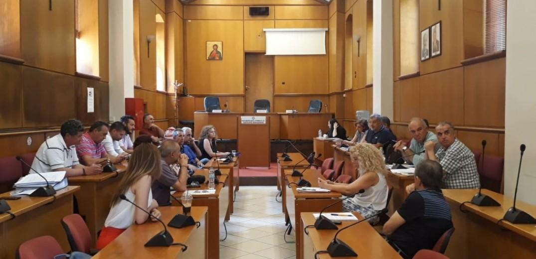 Συνεδριάζει το Περιφερειακό Συμβούλιο