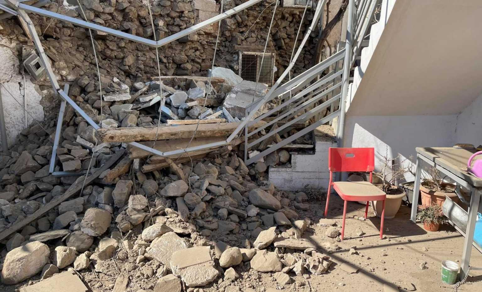 Αλληλεγγύη στους σεισμόπληκτους από τον ΕΘΟΠΑΚ Θερμαϊκού