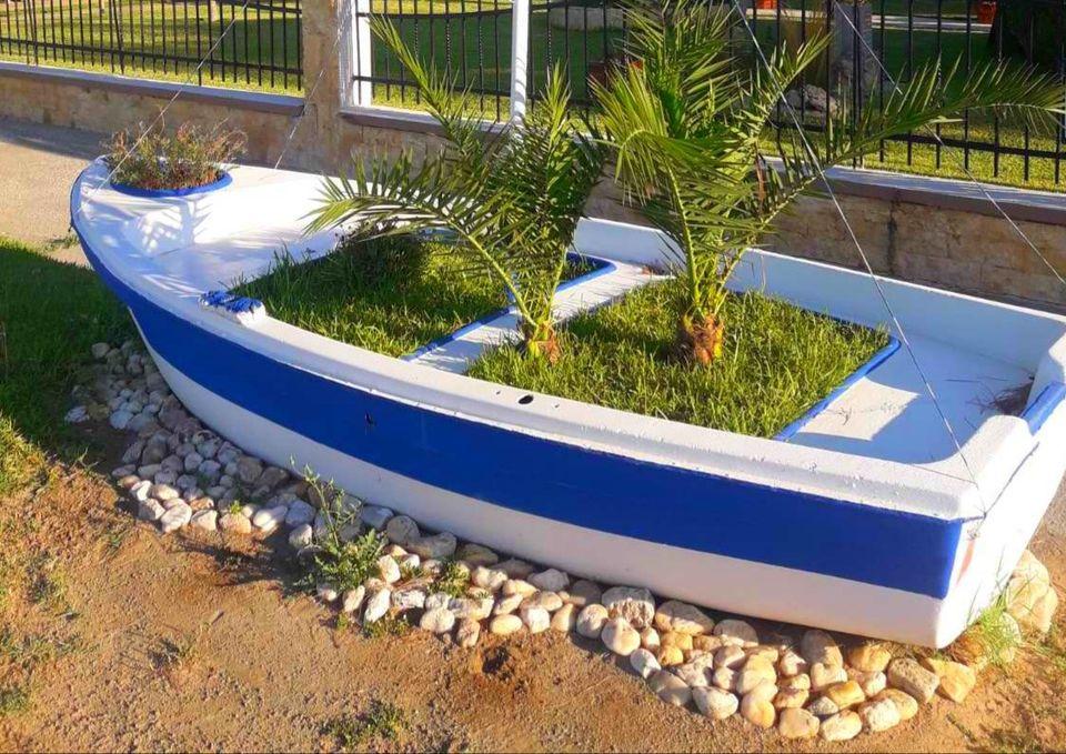 """""""Βάρκες""""…σήμερα στο Σπίτι του Φύλακα της Αλυκής"""
