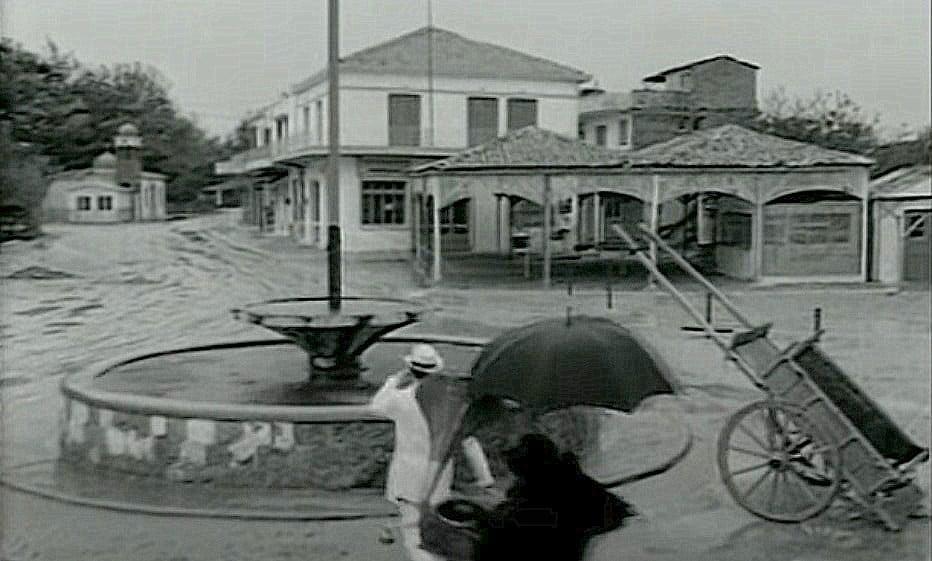 Οταν ο Βέγγος γύριζε ταινία στην Περαία! (βίντεο)