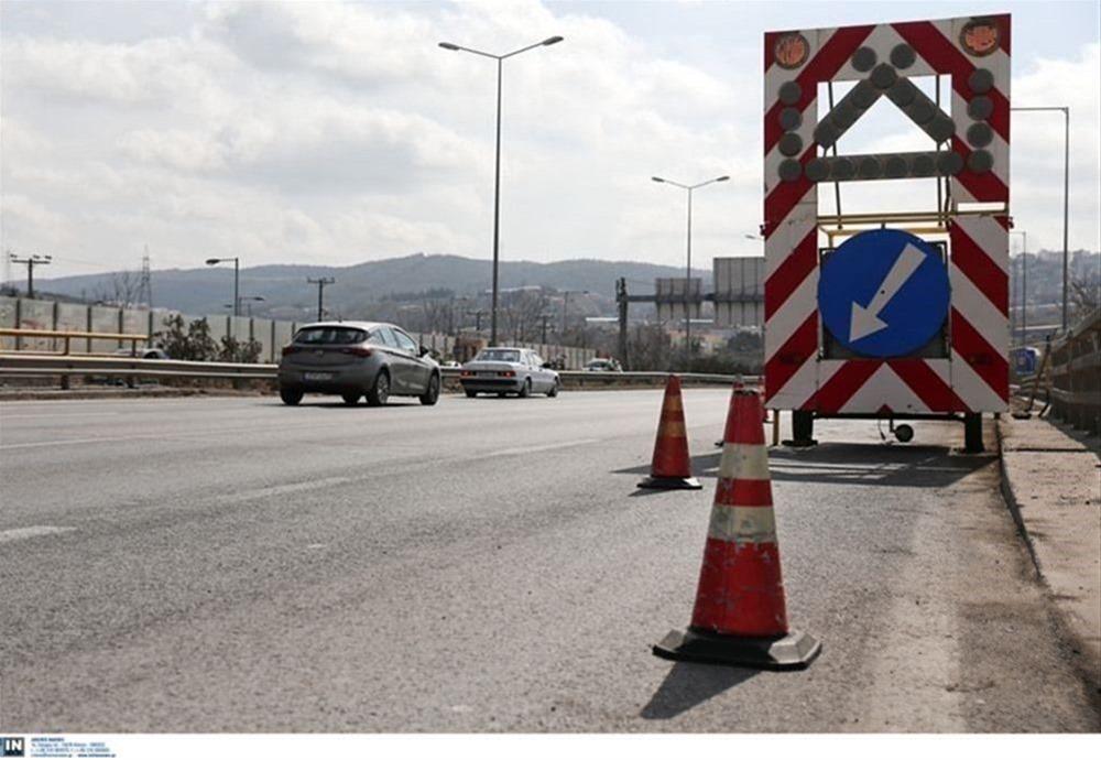 Εργασίες ηλεκτροφωτισμού σήμερα-Κυκλοφοριακές δυσκολίες από Περαία εώς Αγ. Τριάδα