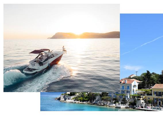 Θαλάσσιος τουρισμός στις τρεις Περιφέρειες της Β. Ελλάδας