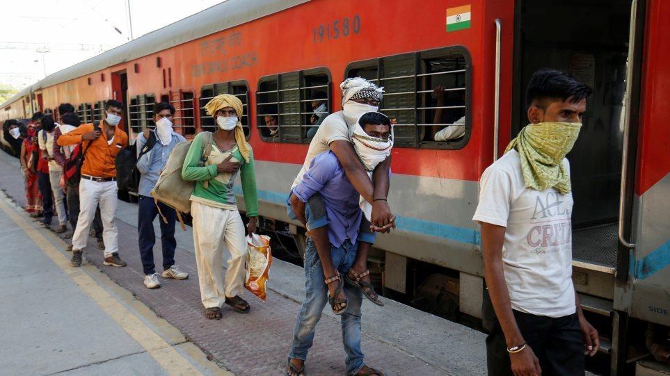 Ερχεται μεταλλαγμένος και επικίνδυνος ο κορωνοϊός από την Ινδία