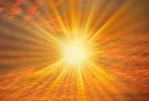 Ηλιοφάνεια σήμερα…