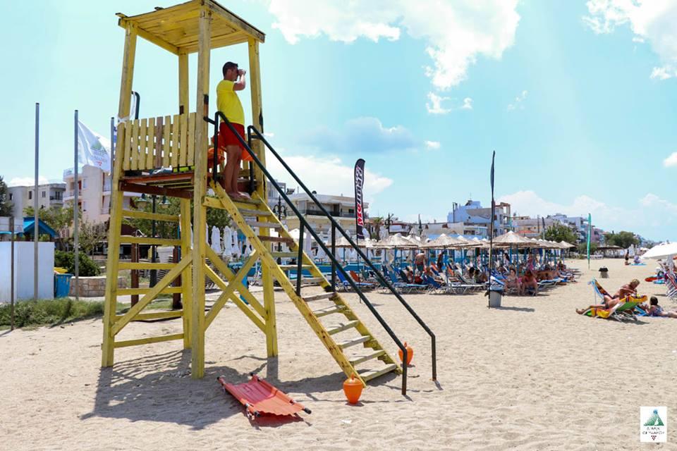 Απίστευτο! Δεν μπορεί να εξασφαλίσει ναυαγοσώστες για τις παραλίες μας ο Τσαμασλής