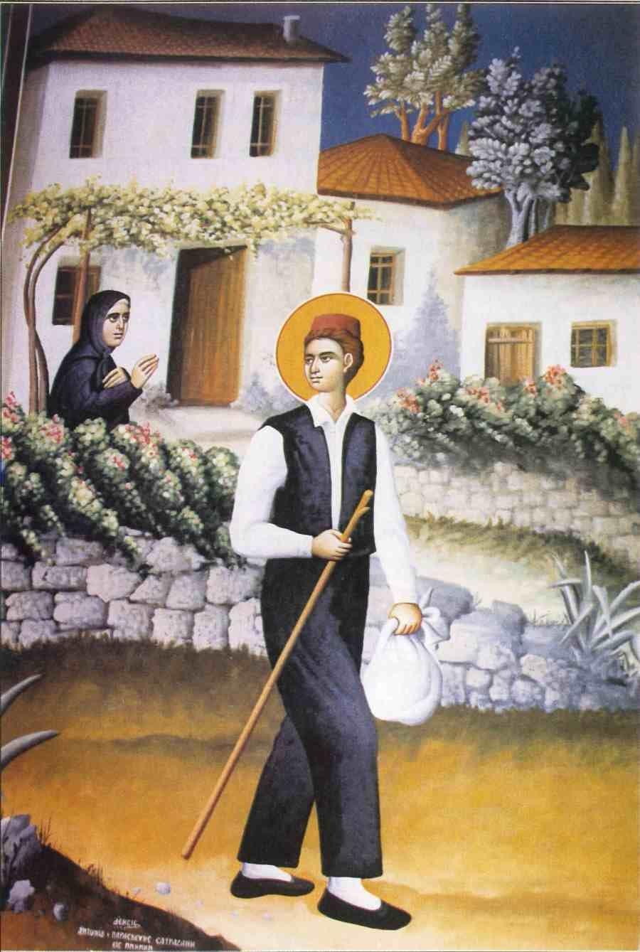 Το κήρυγμα του Μητροπολίτη Ιουστίνου για τον Αγιο Αργυριο τον Επανομίτη (ΒΙΝΤΕΟ)