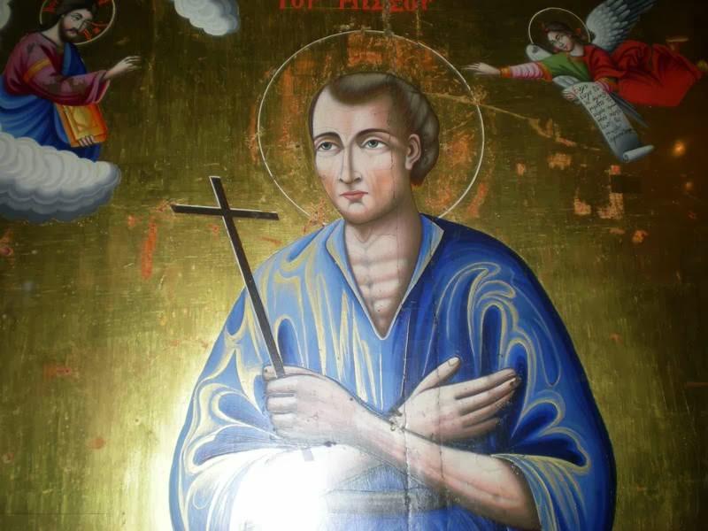 Ιερά Πανήγυρις Αγίου Ιωάννου του Ρώσου στο Αγγελοχώρι