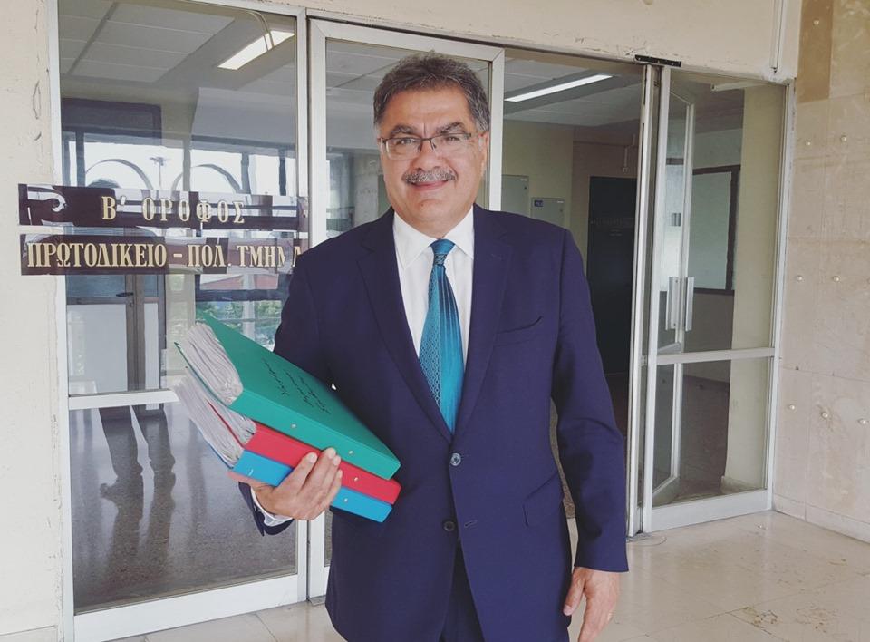 Σκληρή ανακοίνωση Μαυρομάτη για τον προϋπολογισμό του Δήμου