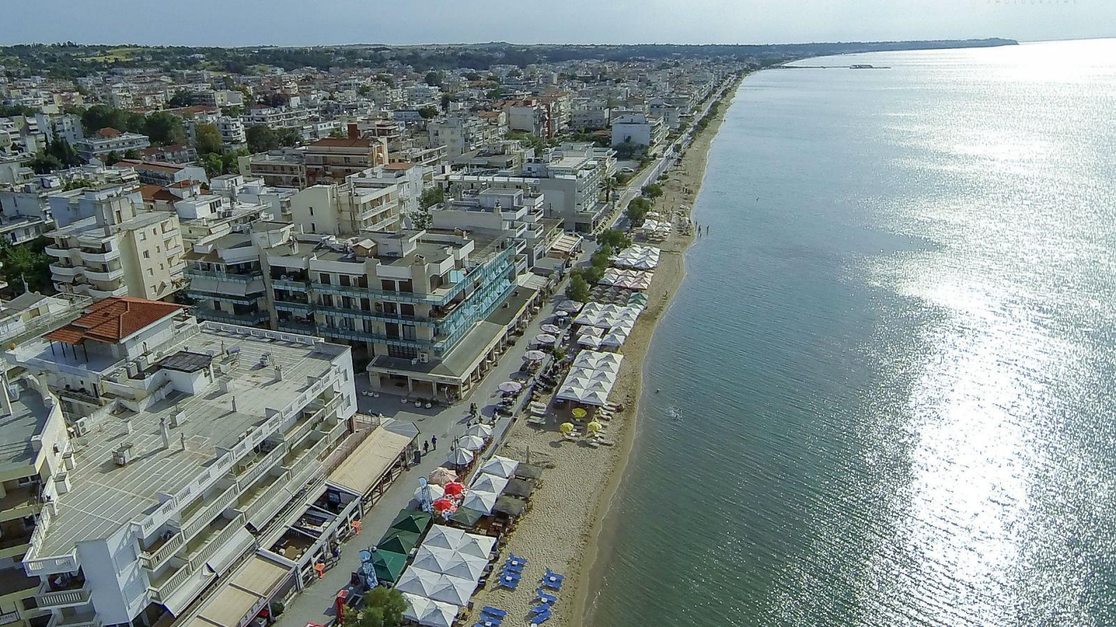 Ερχεται καλοκαίρι… ας απολαύσουμε τις παραλίες του Θερμαϊκού! (ΒΙΝΤΕΟ)