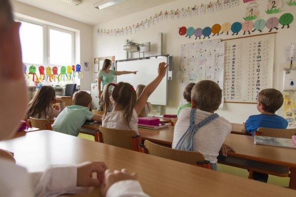 Ζωή ξανά! Πλημμύρισαν παιδιά τα σχολεία του Θερμαϊκού!