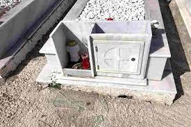 Ανακοίνωση για ειδοποιήσεις εκταφών στο Κοιμητήριο Περαίας