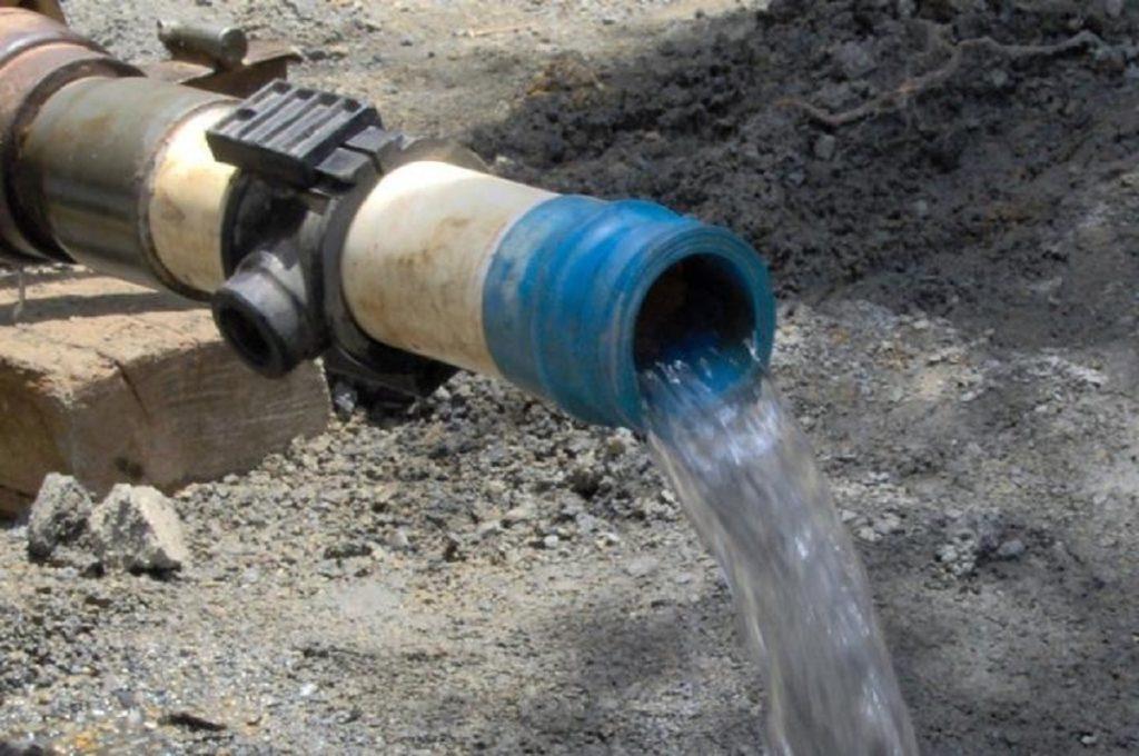 Εξαγγελίες Τσαμασλή για ύδρευση και αποχέτευση