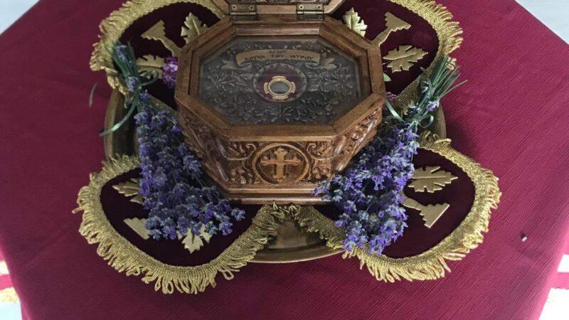 Πρόγραμμα πανηγύρεως Αγίου Λουκά του ιατρού στην Αγία Τριάδα