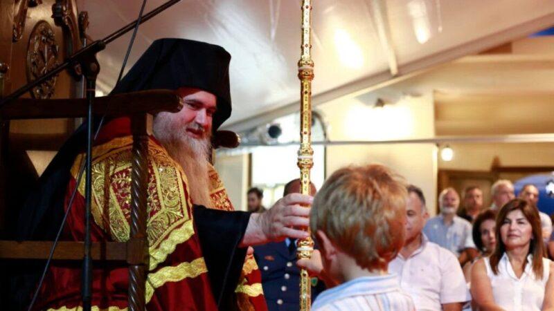 """Το κήρυγμα του Ιουστίνου για το Αγιο Πνεύμα: """"Η υπόσχεση του Ιησού στους μαθητές Του"""" (ΒΙΝΤΕΟ)"""