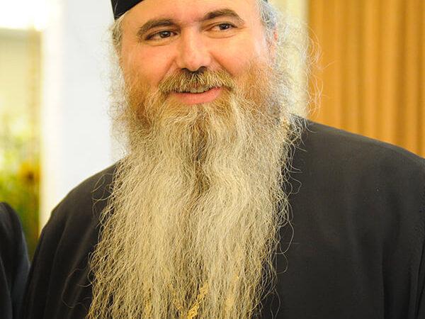 Γιορτάζει ο Μητροπολίτης Ιουστίνος