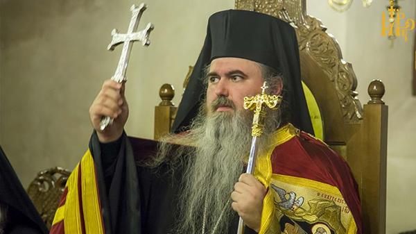 Το σημερινό κήρυγμα του Μητροπολίτη Ιουστίνου (ΒΙΝΤΕΟ)