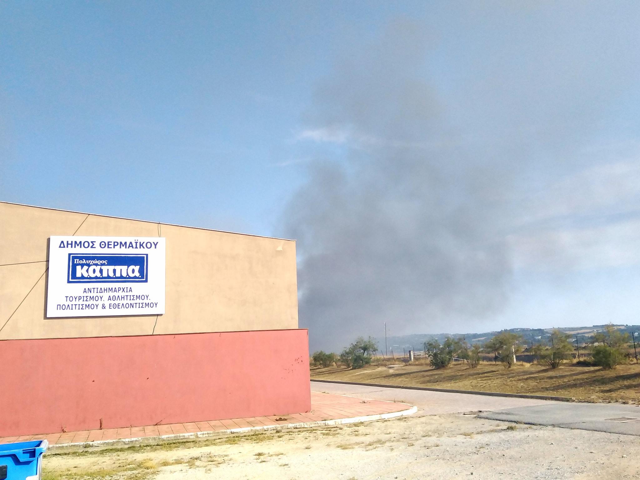 Ξανά φωτιά στα Τσαϊρια- Εκρηξη οργής από Τροκάνα