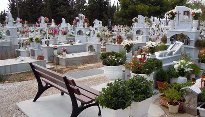 Ανακοίνωση του Γραφείου Κοιμητηρίων για εκταφές στο Κοιμητήριο Επανομής