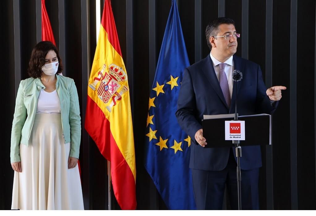 Το Διεθνές Μετάλλιο της Μαδρίτης στον Απόστολο Τζιτζικώστα!