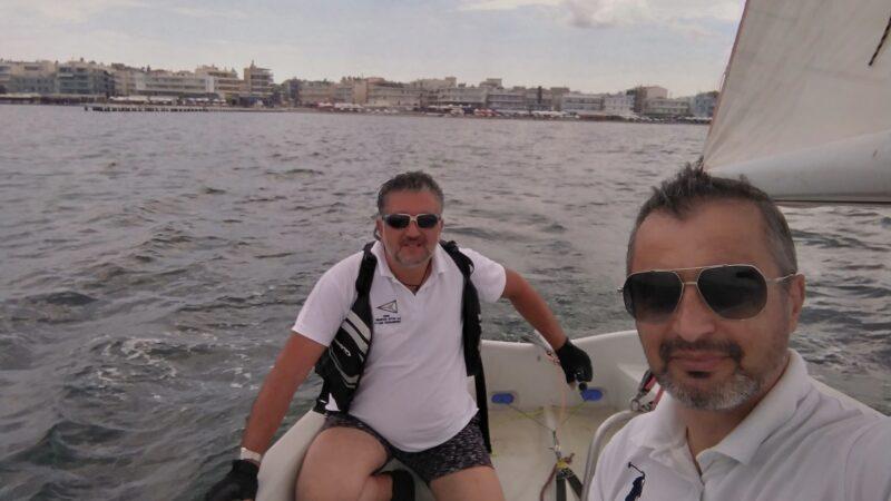 Βόλτα Τροκάνα με σκάφος στη Περαία