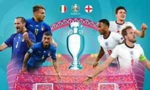 Αγγλία-Ιταλία: Ο τελικός του Euro στην Ακτή του Θερμαϊκού!!
