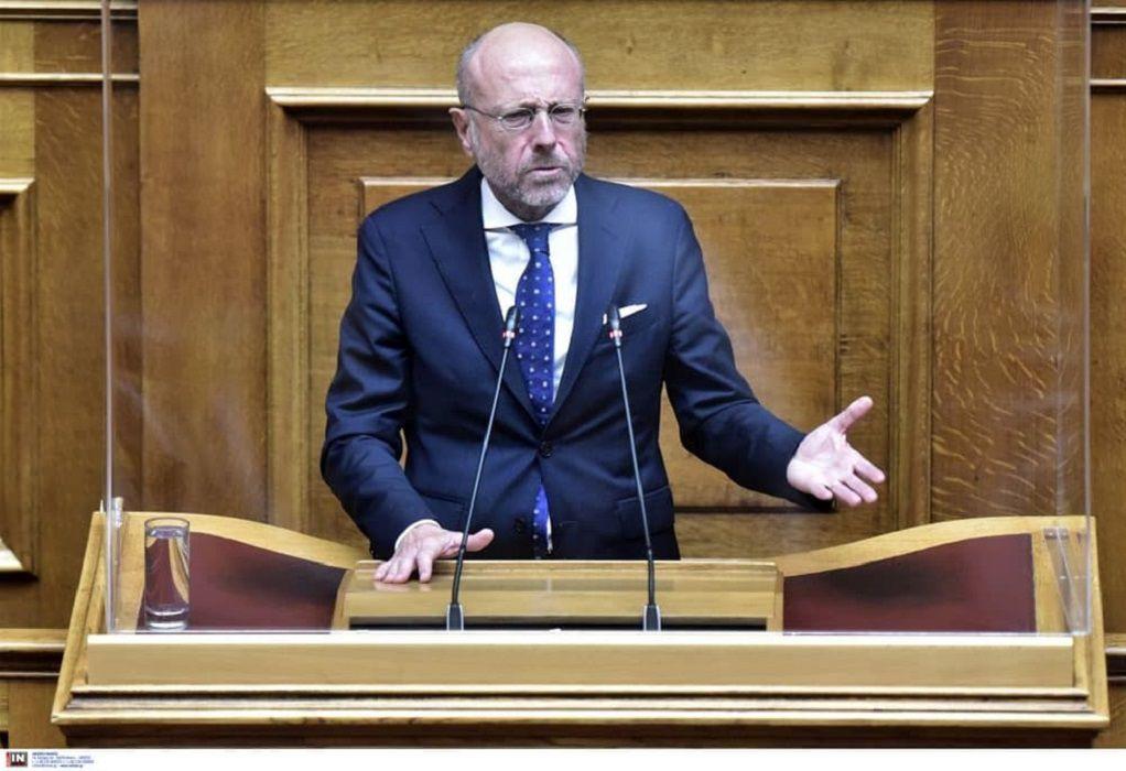 """Βαρτζόπουλος: """"Οι μεγάλες προκλήσεις της παιδείας"""""""