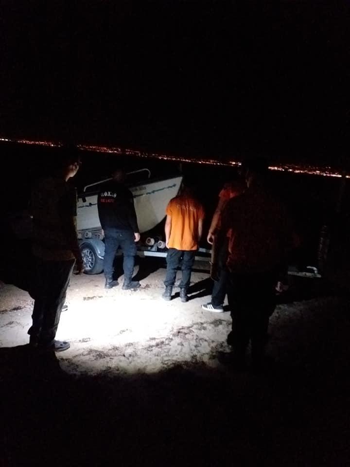 Νυχτερινός συναγερμός στην Αγία Τριάδα