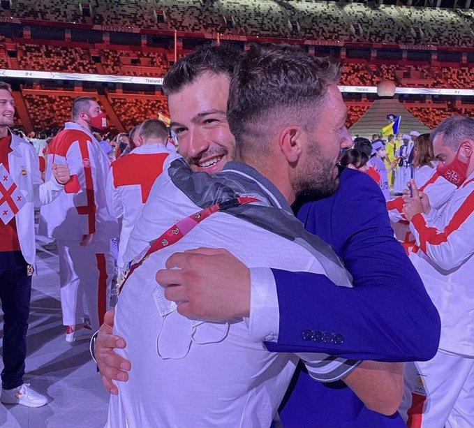 Δυνατή εικόνα από τους Ολυμπιακούς Αγώνες