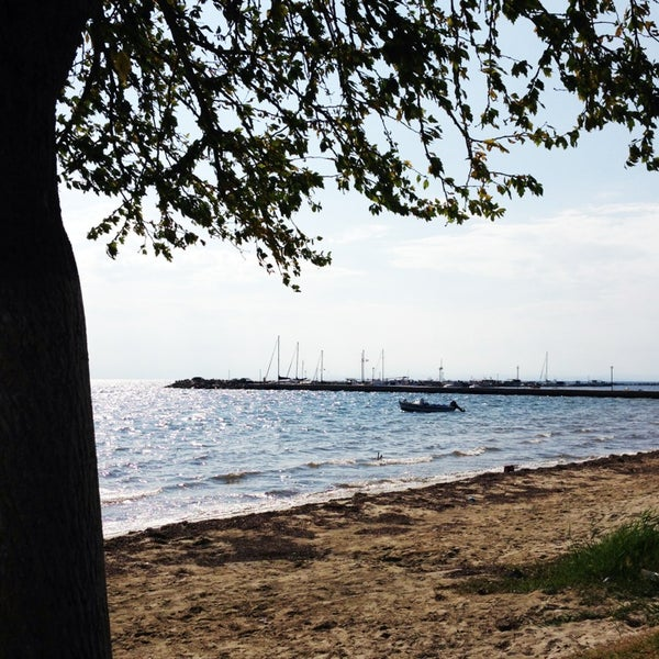 Η Παραλία της Επανομής από ψηλά! (ΒΙΝΤΕΟ)