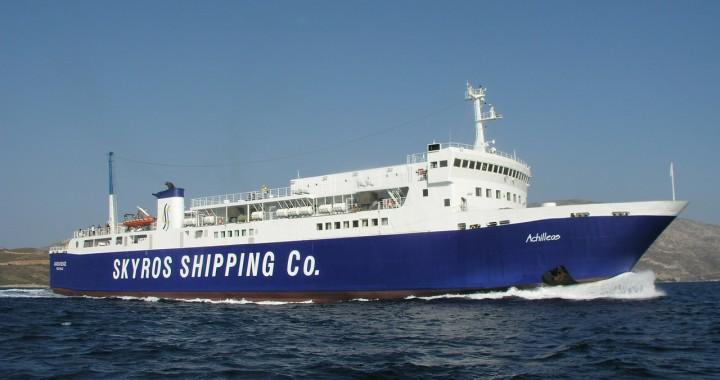 Παράπονα στο Αγγελοχώρι για το πλοίο των Σποράδων-Αυτοψία του Λιμεναρχείου