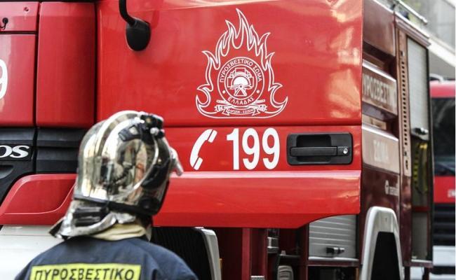 ΣΥΝΑΓΕΡΜΟΣ ΤΩΡΑ: Φωτιά κοντά στη Περαία