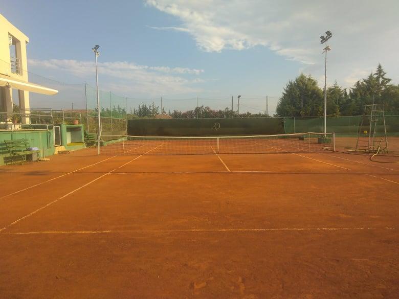 TFF: Τα καλύτερα γήπεδα τένις στον Δήμο Θερμαϊκού
