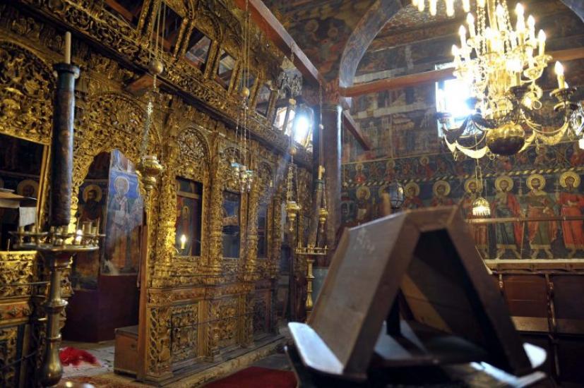 Μέγας Αρχιερατικός Εσπερινός από τον Ιερό Ναό Παναγίας Φανερωμένης Μηχανιώνας (ΒΙΝΤΕΟ)