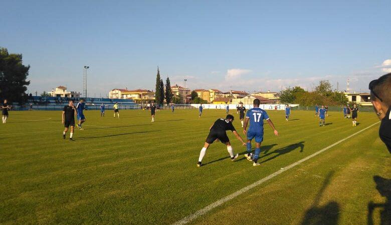 """Η Μηχανιώνα φιλοξένησε Ηρακλή και Δόξα Δράμας-Νίκη με 3-0 για τον """"Γηραιό""""!"""