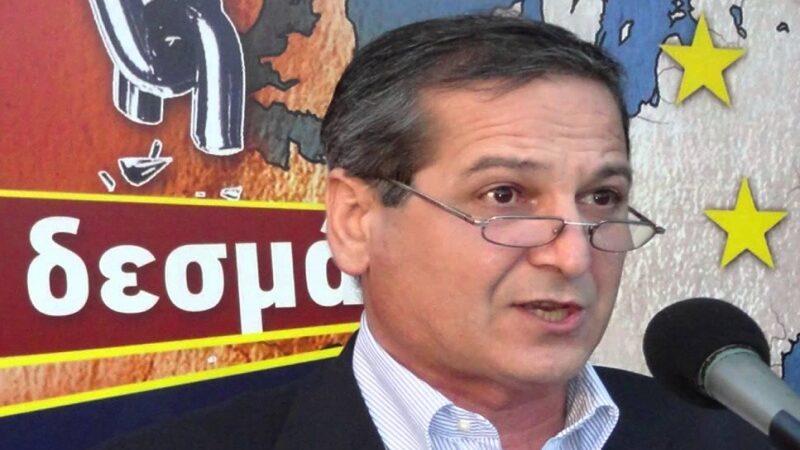 Πέθανε ο περιφερειακός σύμβουλος του ΚΚΕ, Θόδωρος Ιγνατιάδης