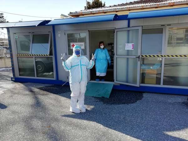 Αισιόδοξο μήνυμα: Μείωση κρουσμάτων στον Δήμο Θερμαϊκού