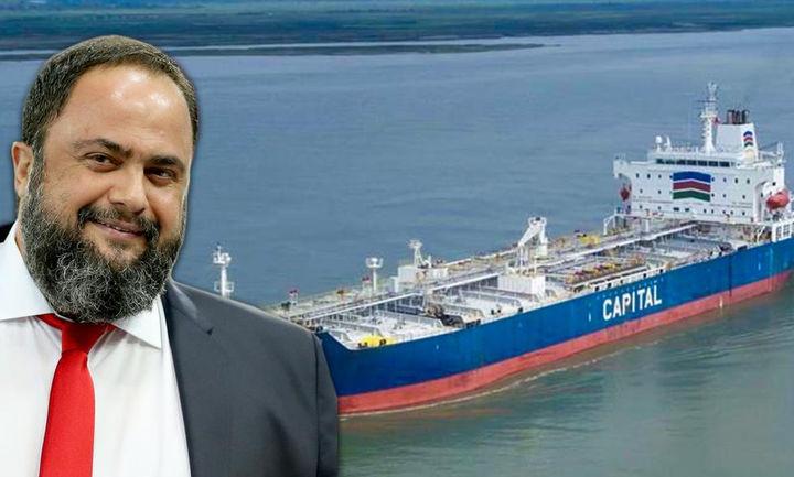 Δεξαμενόπλοιο του Βαγγέλη Μαρινάκη έσωσε περισσοτέρους από 150 πρόσφυγες (BINTEO)