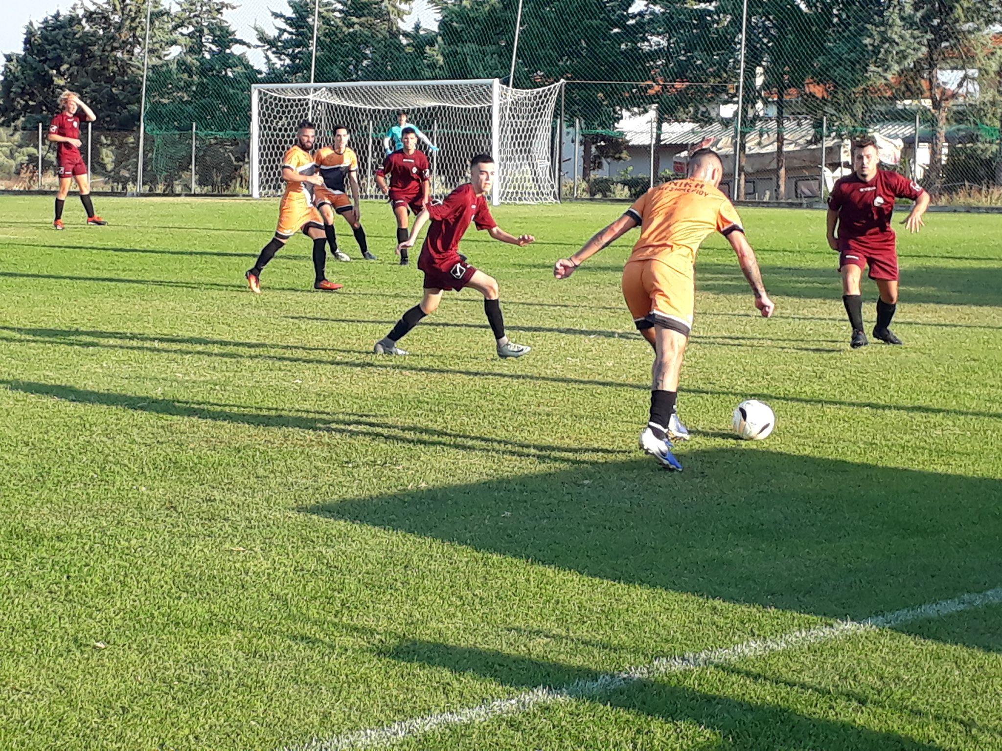 Φιλικό: Αφηνίασε η Νίκη Μεσημερίου, 10-0 (!!!) τον Μελιτέα