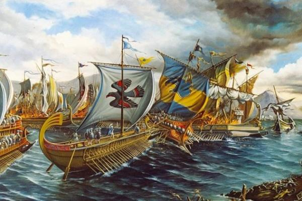 Σαν σήμερα: Η Ναυμαχία της Σαλαμίνας (ΒΙΝΤΕΟ)