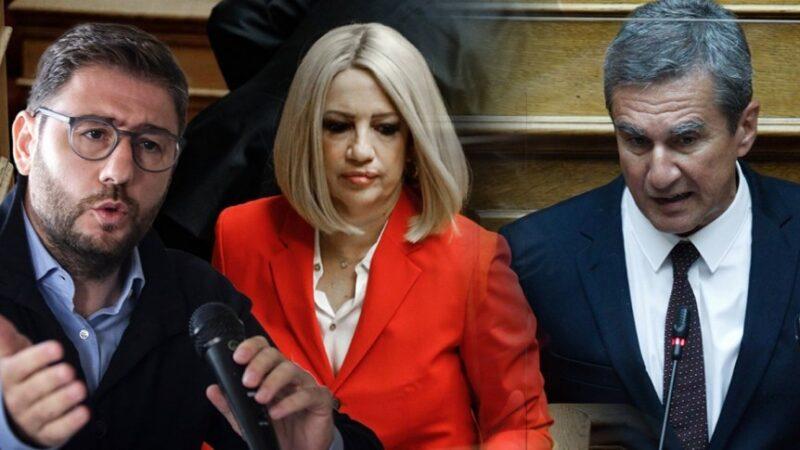 """Καταρρέει η Γεννηματά-Ολοταχώς για """"τελικό"""" μεταξύ Λοβέρδου και Ανδρουλάκη"""