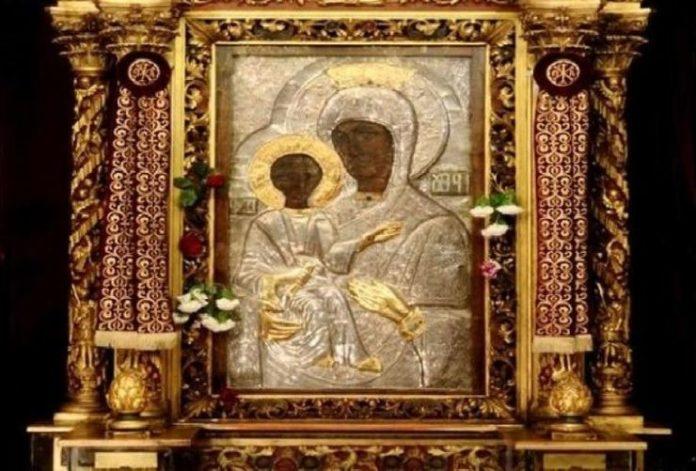 Τα «Μπάσματα» της Παναγίας Φανερωμένης στη Μηχανιώνα