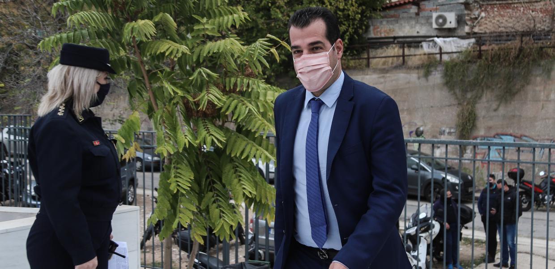 Σύσκεψη Πλεύρη με τους δημάρχους της Θεσσαλονίκης για την πανδημία-Θα πάει και ο Τσαμασλής