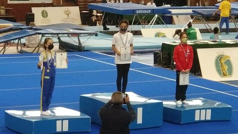 Μπράβο στα παιδιά του Αίαντα!!! 3 χρυσά, 1 ασημένιο και 1 χάλκινο μετάλλιο!!