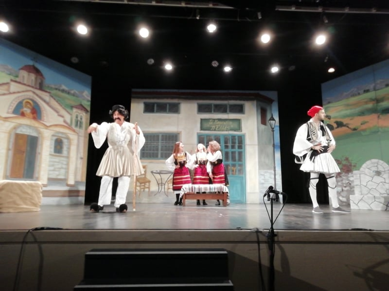 """""""Κλικ"""" από την αποψινή Κυπριακή θεατρική βραδιά στο ΚΑΠΠΑ"""