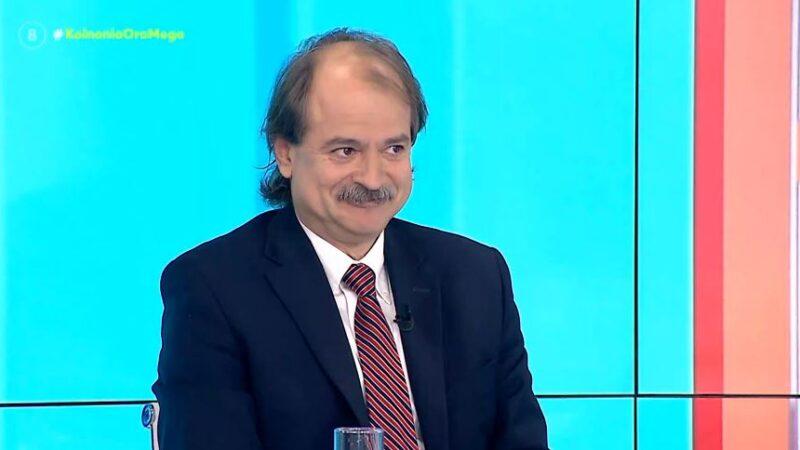 """Ιωαννίδης: """"Η Ελλάδα δεν τελείωσε με τον κορωνοϊό – Κακή λύση το lockdown"""" (ΒΙΝΤΕΟ)"""