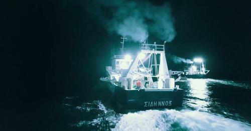 Εκπληκτικό βίντεο για το κατευόδιο των ψαράδων της Μηχανιώνας