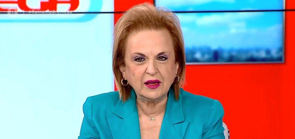 """Παγώνη: """" Όλη η βόρεια Ελλάδα κοκκίνισε-1 στα 3 κρούσματα είναι παιδιά"""" (ΒΙΝΤΕΟ)"""