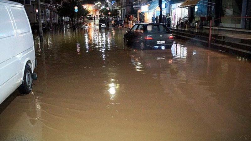 """Πράξεις για τη Μακεδονία: """"Απροστάτευτοι οι πολίτες απέναντι στις πλημμύρες"""""""